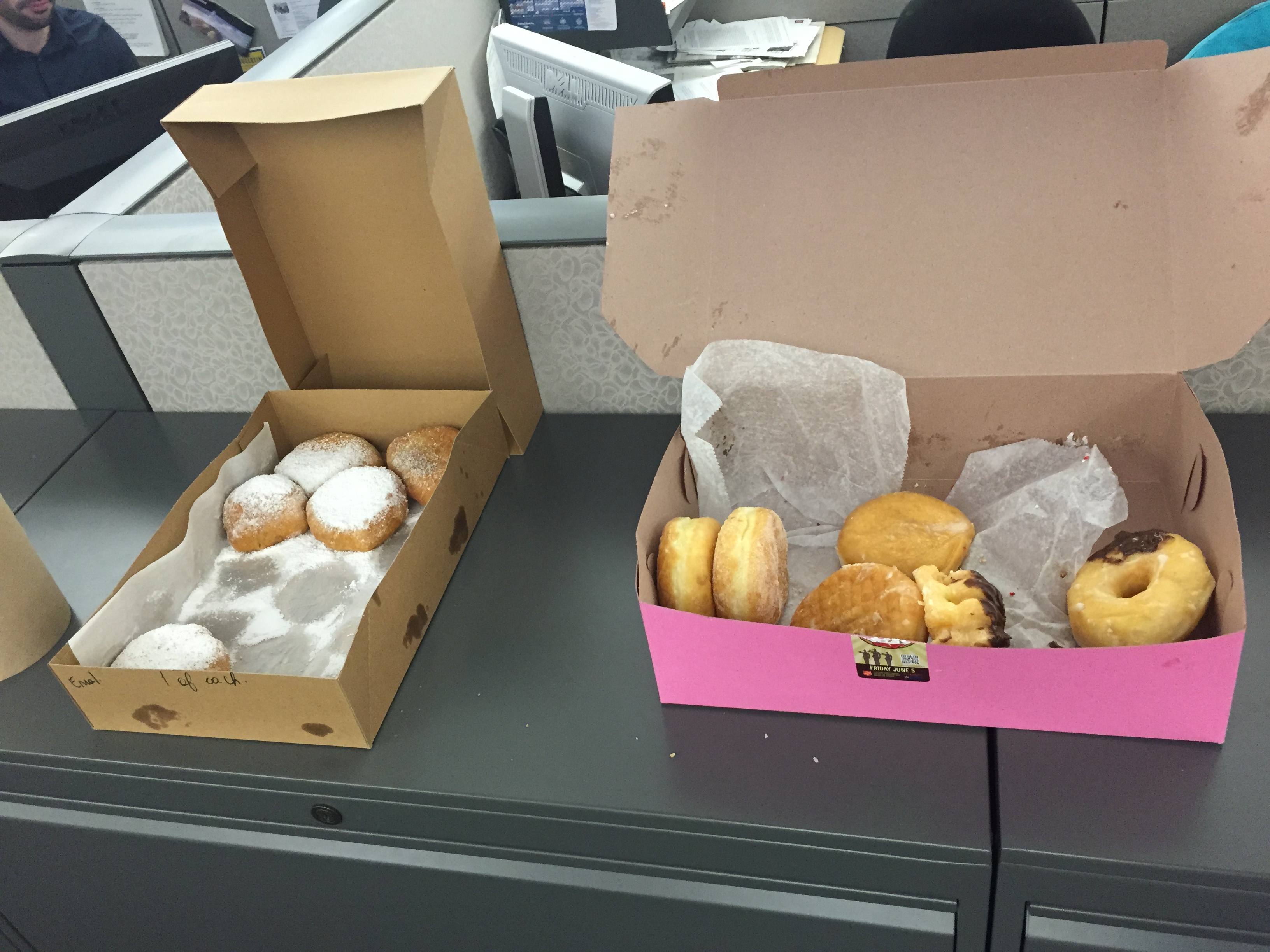 Kcal Reporter Injured Donuts